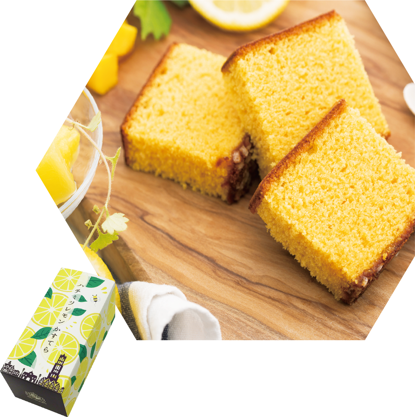 Lemon Castella